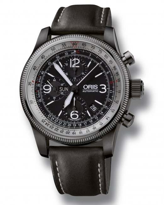 On 14th October 1947, the first manned supersonic flight took place, breaking the sound barrier and entering the history books. The stunning new Oris Big Crown X1 timepiece is a direct homage to this incredible aviation milestone, featuring historically accurate 'slide rule' detailing and 3 bar water-resistance as standa